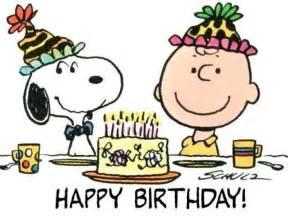 happy birthday charlie brown peanuts geburtstagsspr 252 che geburtstage und