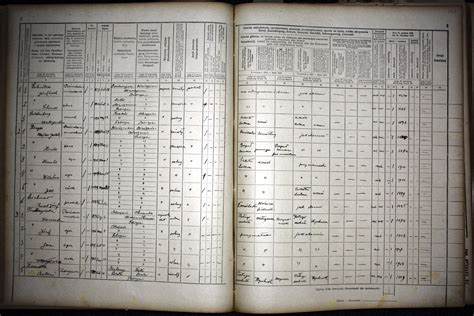 Birth Census Records Books Of Residents Records Indexing Poland