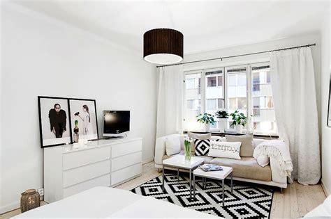 studio apartment wohnzimmer ideen deco - Studio Apartment Wohnzimmer Ideen