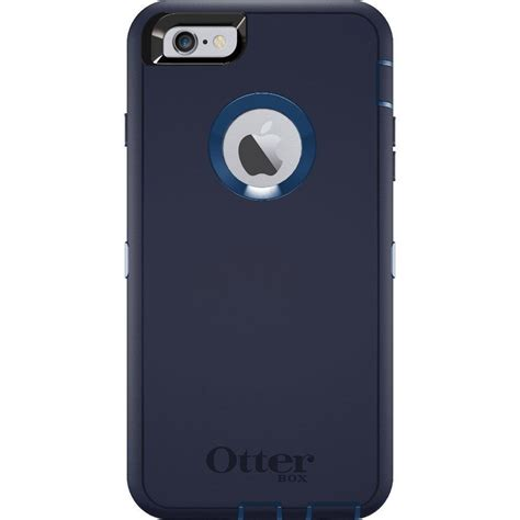 Promo Otterbox Defender Series Iphone 6 6s Indigo Harbor otterbox defender series w clip for iphone 6 plus 6s plus indigo harbor ebay
