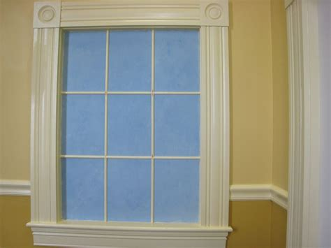 interior window trim ideas studio design gallery - Trim A Window Interior