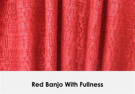 drape kings nyc banjo red drape drape kings