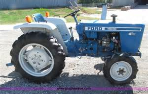 Ford 1500 Tractor Used Construction Equipment Agricultural Equipment