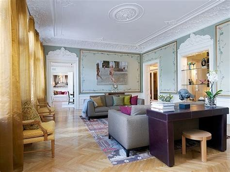 3 Bedroom House Interior Design 3 Bedroom Apartment With A Classical Interior Design In Sweden