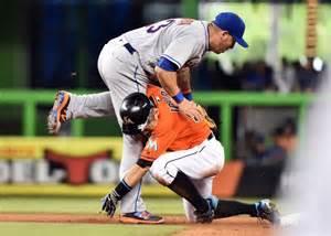 Ichiro Suzuki Baseball Reference Ichiro Catch Helps Fernandez Marlins Edge Past Mets The