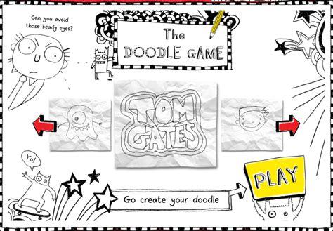 doodle quiz tom gates doodle liz pichon