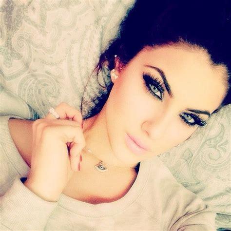 hair and makeup tumblr striking makeup ideas for green eyes beautiful eye