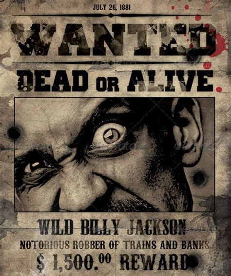 free wanted poster template printable 1000 ideas about poster template on