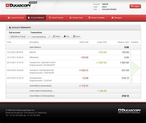 deutsche bank ebanking dukascopy e banking dukascopy bank sa swiss forex