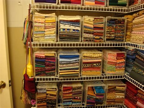 t shirt organizer closet this is awesome for fabric but i think i like it also