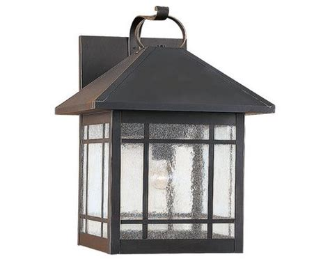 Craftsman Outdoor Light Fixtures by Craftsman Lighting And Style On