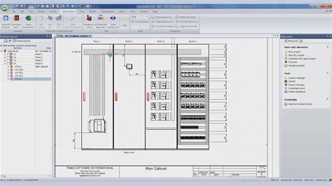 layout software ubuntu design software engineering electrical schematics