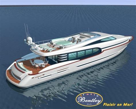 bentley yachts 35m mistral