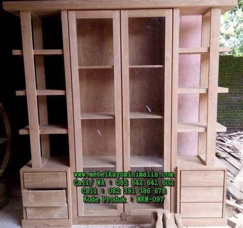 Partisi Ruangan Jati Mebel Jepara Partisi Minimalis Jati 150 Cm partisi kayu jati minimalis jepara mebel kayu minimalis