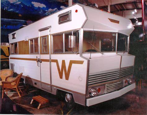 Winnebago Records 1967 Winnebago 19 Motor Home Located At The Rv Mh Of Fame Museum Restoration