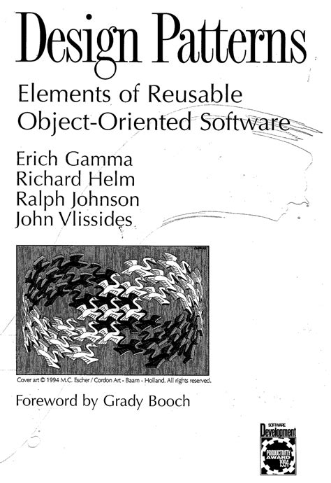 design pattern reusable software oo sw engr object design i