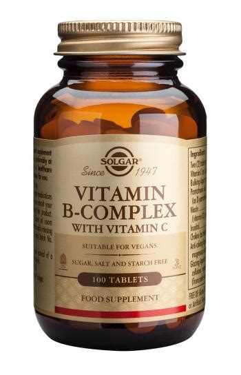 Vitamin B Kompleks By Phapros solgar vitamin b complex with vitamin c tablets at