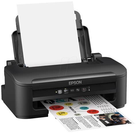 Toner Epson epson wf2010w inkjet printer with lan wifi at reichelt elektronik