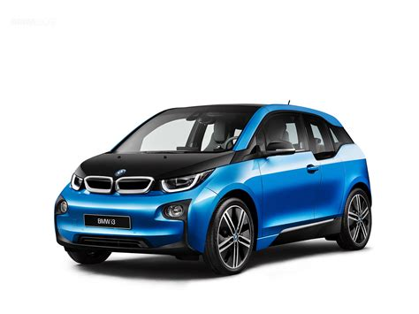 Premiere 2017 Bmw I3 Debuts Higher Density Battery