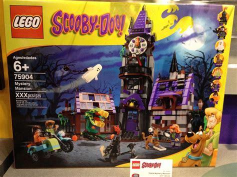 Lego Scooby Doo The Mystery Machine 75903 nieuws
