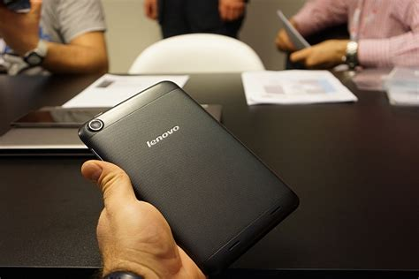 Lenovo Tab A1000 Gsm lenovo at the mwc three tablets and a smartphone