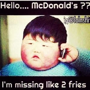 Fat People Memes - pics for gt fat people mcdonalds meme