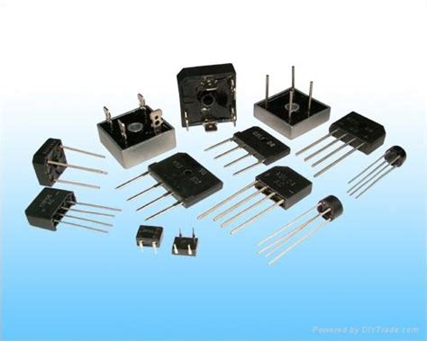 diodes in electronics kbpc110 silion bridge rectifier diode oem china diode triode electronic components