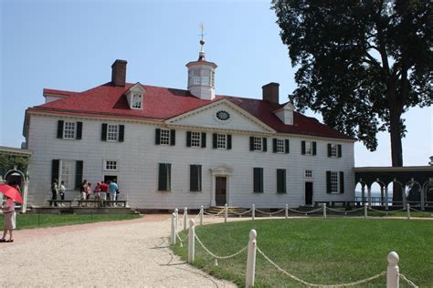 George Washingtons House by Panoramio Photo Of Mount Vernon George Washington House