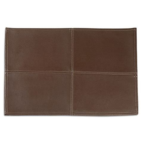 bed bath and beyond placemats faux leather placemat bed bath beyond