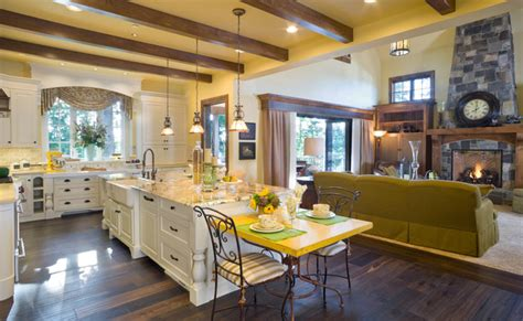 alan mascord design the rivendell manor traditional kitchen portland