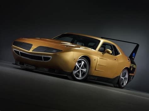 2020 Plymouth Roadrunner by Dodge Challenger With Superbird Conversion Kit
