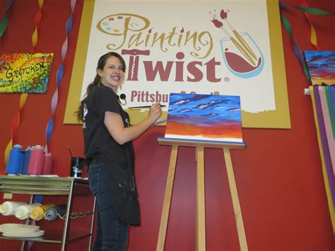 paint with a twist pittsburgh painting with a twist in pittsburgh