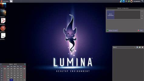 pc bsd themes screenshots lumina desktop environment