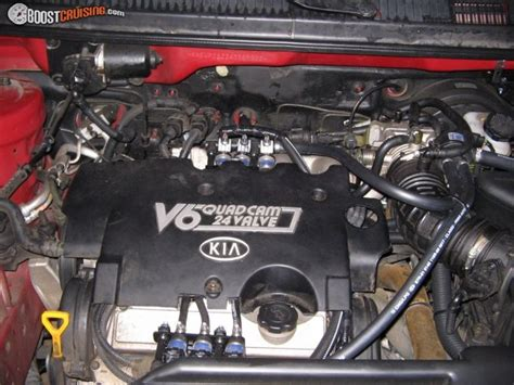 Kia Carnival 2005 Engine Kia Carnival Engine Conversion Boostcruising