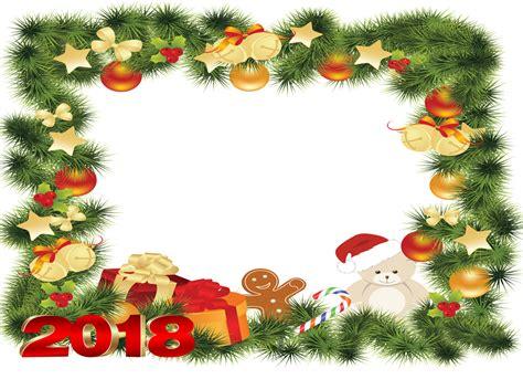 imagenes navidad 2018 marcos de fotos para navidad 2018 marcos gratis para