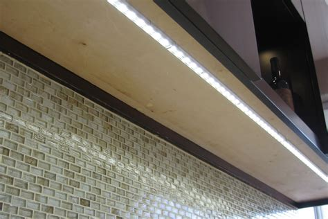 Under Cabinet Led Lighting Led Light Strip Under Cabinet How To Install Cabinet Led Lights