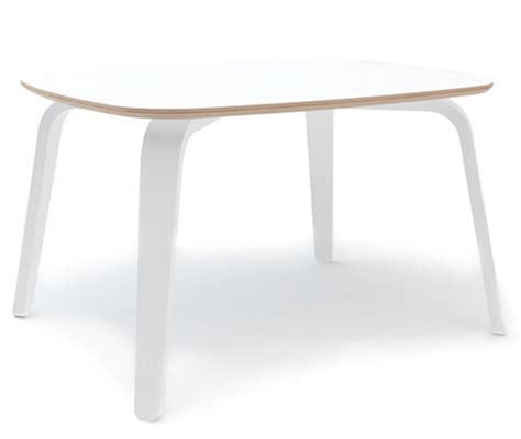 white play table oeuf play table white