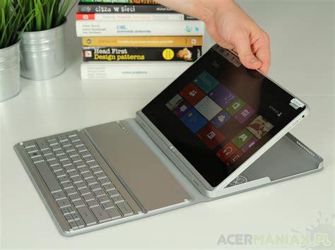 Laptop Acer Aspire P3 171 Hybrid test tabletu acer aspire p3 171 acer