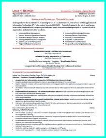 cyber security resume must be well created to get the job position as what you want the job it security professional resume template premium resume sles exle