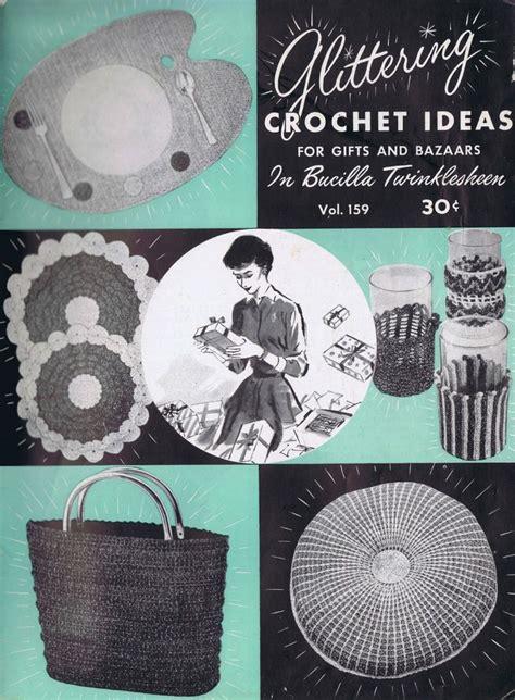 Inspira Totebag mejores 2274 im 225 genes de crochet patterns vintage retro