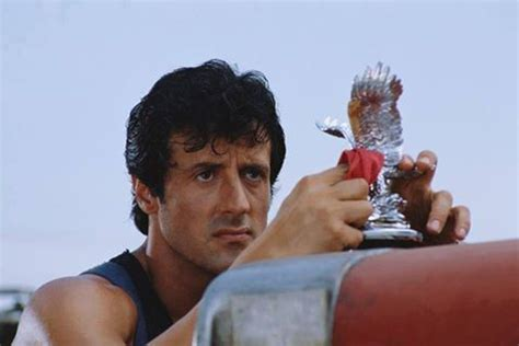 the top as lincoln hawk sylvester stallone