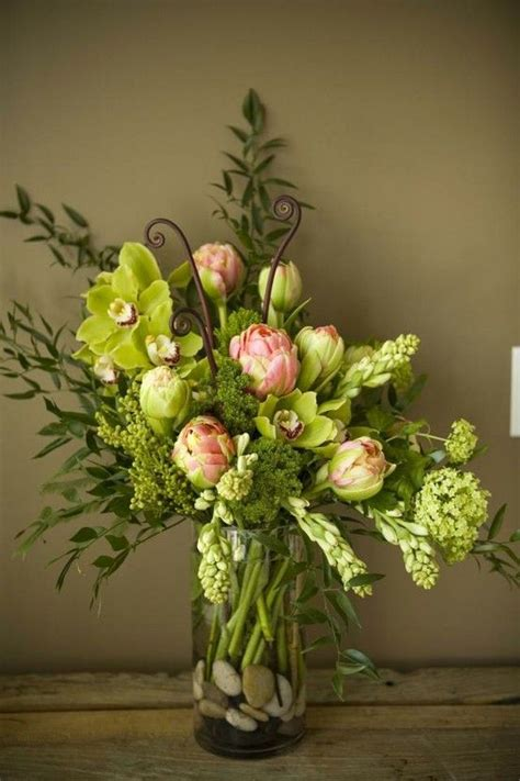 arrangement flowers spring floral arrangement beautiful flower arrangements