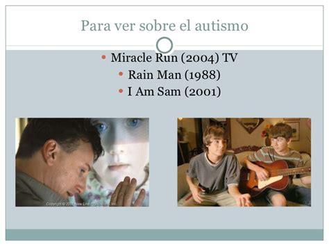 Miracle Run 2004 Trastornos Generalizados Desarrollo