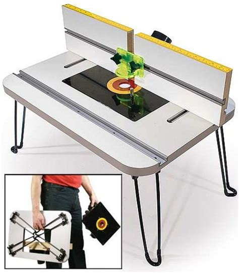 Portable Router Table by April 2011 Toolmonger Page 2