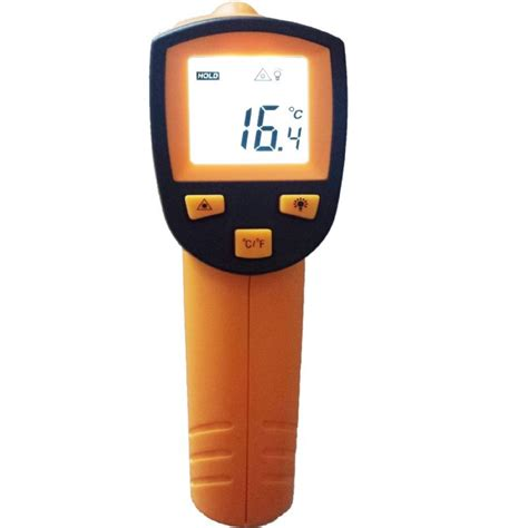 termometer dahi infrared wh380 orange