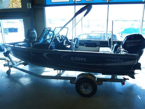 lowe fish and ski boat reviews lowe boats fish ski 1710 2015 new boat for sale in saint