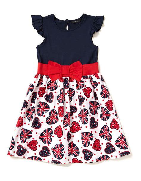 2in1 Flower Tutu Dress Anak union 2 in 1 dress george at asda