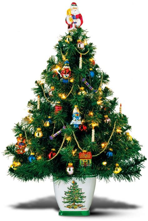 the everlasting spode christmas tree by teleflora flowers