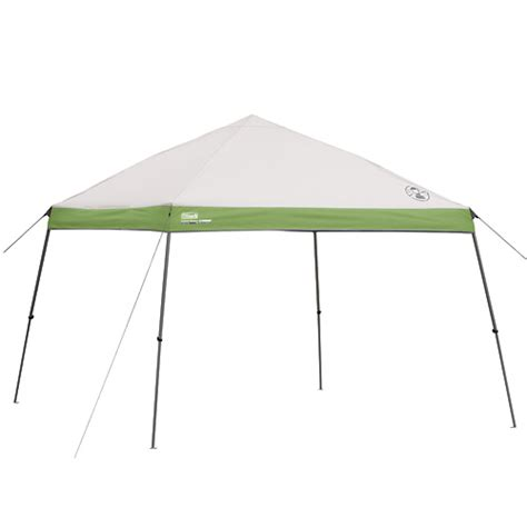 Tent Shelter Canopy Coleman Portable Canopy Shelter 12 X 12 Slant