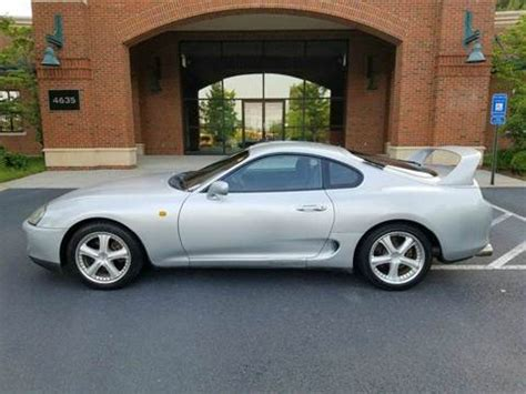 toyotas for sale 1993 toyota supra for sale carsforsale com